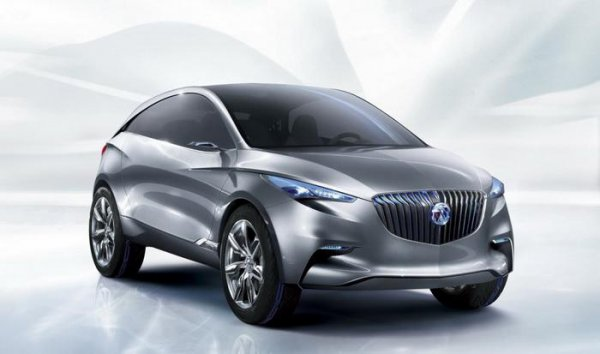Buick Envision SUV Concept (4 фото)